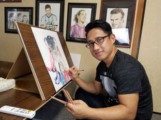 Trending Celebrities bio and news Colored Pencils, Celebrities, Drawings, Artist, Sergio Ramos, Colouring Pencils, Celebs, Artists, Sketches