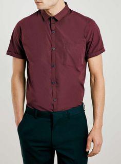5b422215c128 Shop men s shirts at Topman. of smart