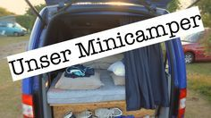 C tech Campingvan Minicamper Renault Kangoo Camper Camping