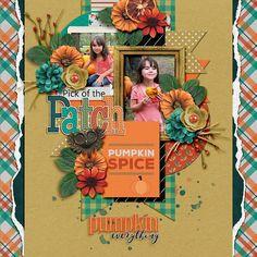 Pick of The Patch 2 - Scrapbook.com