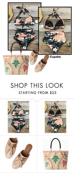 """""""Cupshe 17"""" by ruza66-c ❤ liked on Polyvore featuring Taschka and Stella & Dot"""
