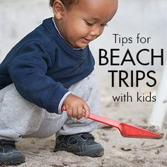 Tips for Successful Beach Trips with Kids