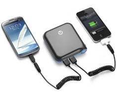 Must Have iPhone Accessories for Moms, including Trent iCarrier External Battery Charger