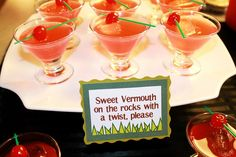 groundhog day party drinks