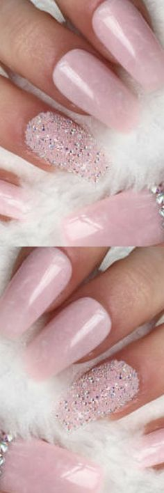 Light pink Marble pixie crystal nails • press on nails • Coffin nails • fake nails • false nails • Stiletto nails • stick on nails Nail art, nail designs, nail design, nails, nail shapes, nails spring #nailart #ad #naildesigns