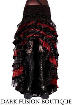 Goth fusion