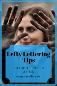 left handed, leftie,