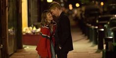 """Rachel McAdams and Domhall Gleeson in About time. Love! Read about their love here! 6 Nerdy Chicks 