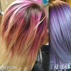From Pink is Wack…to Lilac!