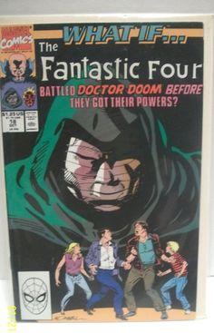 18 - Fantastic Four - Marvel Comics - Doctor Doom - Powers - Battle Marvel Comics Superheroes, Marvel Comic Books, Marvel Vs, Gremlins, Tarzan, James Bond, Akira, Fantastic Four Marvel, Dom Quixote