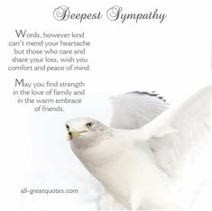 Words For Sympathy Card, Sympathy Prayers, Sympathy Verses, Sympathy Notes, Deepest Sympathy, Sending Prayers, Comfort Quotes, Words Of Comfort, Condolences Messages For Loss