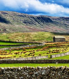 Yorkshire, the largest and one of the most beautiful counties in England, is a place of history and magic. Known as 'God's Own County', Yorkshire is Yorkshire Dales, Yorkshire England, North Yorkshire, 7 Places, Places To Visit, Northern England, England And Scotland, English Countryside, British Isles
