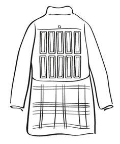 Wearable Tech: Tommy Hilfiger's tartan tech jacket