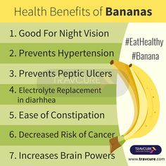 If You Think Bananas Are Just For Monkeys, Think Again... Check out the Amazing Health Benefits of #Banana. #EatHealthy