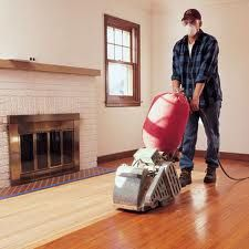 Some adhesives clogging papers and running gear of used machines that are used for protecting coverings need to be removed immediately as these make floor sanding impossible.