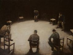 Goran Djurovic, Session II, 2013, Slete Gallery