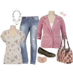 """""""plus size outfits"""" by bkassinger on Polyvore"""