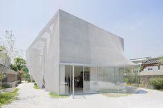 SO-IL, Kukje Art Gallery, Seoul, South Korea (Photo: Iwan Baan)