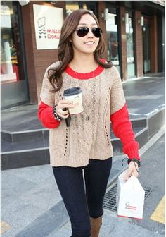 New Arrival Fashion Straight Sweater for Women on BuyTrends.com, only price $20.40