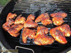 Grill Oven, Tzatziki, Tandoori Chicken, Barbecue, Grilling, Ethnic Recipes, Food, Barrel Smoker, Crickets