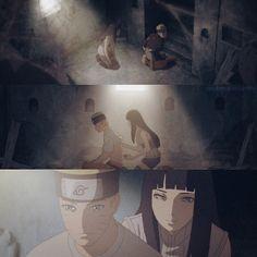 Naruto and Hinata love is beautiful Boruto, Hinata Hyuga, Naruto Uzumaki, Anime Naruto, Otaku Anime, Haku, Familia Uzumaki, The Last Movie, Uzumaki Family