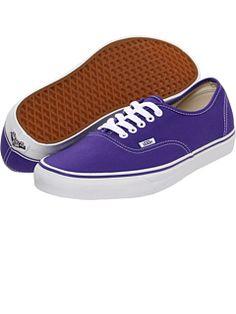 Purple vans ♥