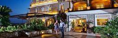 Hotel Luna - 4 star Hotel in Capri