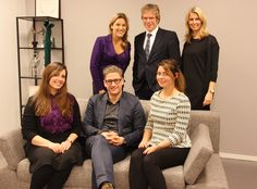 Bij de Lucile Werner Foundation schoof ik aan bij Sixta, Joelle, Esther, Rob en Luccile zelf. 19 februari 2015