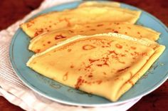 Perfect Crêpes Ingredients: 1 cup all-purpose flour 1 1/2 cups milk 2 large eggs Pinch of salt 2 tablespoons of melted butter Makes about 8 8-inch crêpes, recipe can be doubled as needed. Optional for sweet crepes: 1 tablespoon sugar 1 teaspoon vanilla Neutral oil for cooking Equipment Measuring cups and spoons Blender, or a bowl and whisk Wire cooling rack Ladle for pouring (optional) 10-inch nonstick pan or an 8-inch crêpe pan Spatula Instructions 1. Make the batter: Place the flour, milk…