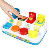 eshion Baby Play Favorites Busy Poppin' Pals