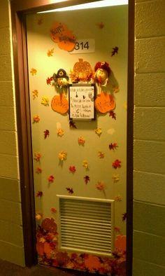 Aquarium College Dorm Door Decorations Custom Dorm Door Sign