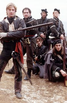 Sharpe (1993 - 1997) With Sean Bean, Brian Cox, Daragh O'Malley etc.