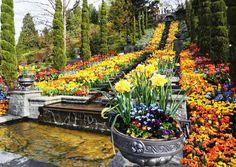 Майнау остров цветов
