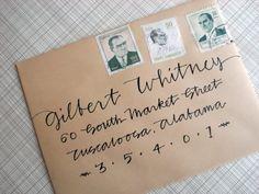 Juneberry Lane: Hand-Lettered & Lovely . . .