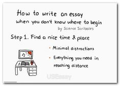 "essay essayuniversity apa writing style sample paper descriptive  sciencescribbles ""ten steps to writing an essay science scribbles """
