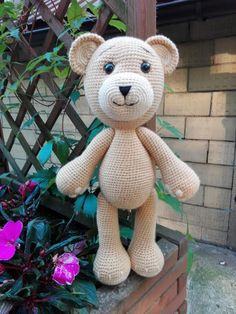 Miś  / Bear / Crochet