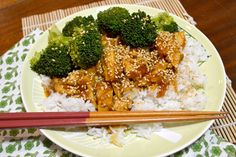 Slow Cooker Honey Sesame Chicken will quickly become one of your weekly recipes when you realize how easy it is to make at home. Slow Cooker Recipes, Crockpot Recipes, Chicken Recipes, Healthy Recipes, Weekly Recipes, Asian Recipes, My Favorite Food, Favorite Recipes, Honey Sesame Chicken