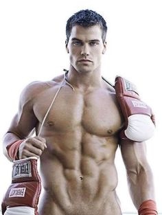 I suddenly love boxing