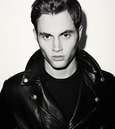 Penn Badgley. Hes cute