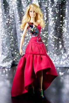 Barbie Little Rose