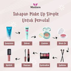 Beauty Care, Beauty Skin, Health And Beauty, Beauty Makeup, Skin Makeup, Makeup Brushes, Skin Care Routine Steps, Purple Shampoo, Natural Makeup