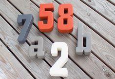 • Ziffern: verfügbare Ziffern 0-9 (bitte Wunschzahl beim Bestellvorgang angeben) • Preis: pro 1 Zahl, incl. MwSt,zzgl. Versandkosten (bitte die benötigte Menge in den Warenkorb legen und die...