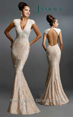 Janique K6462 Dress - NewYorkDress.com