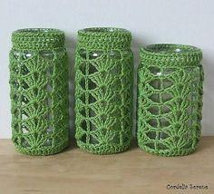 Resultado de imagem para tarros crochet