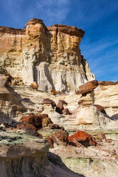 Wahweap Hoodoos, Grand Staircase-Escalante National Monument , Utah; photo by James Marvin Phelps on 500px
