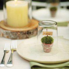 Creative Ideas for Wedding Reception Place Cards | Wedding Paper Divas Blog