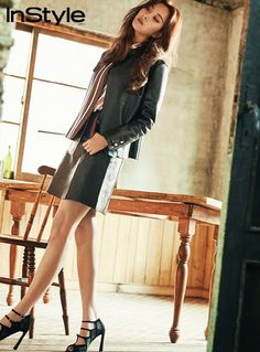 Check Out Girls' Generation's Seohyun for Her 'InStyle' Photoshoot! | Koogle TV