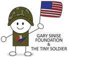 The Gary Sinise Foundation and The Tiny Soldier have been generous and kind friends to us!     Every purchase from The Tiny Soldier helps support Operation Gratitude.     Visit http://www.garysinisefoundation.org/ for more information about the great work they're doing for deployed troops, wounded warriors, veterans and military families.