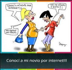 Tartas con pañales. AfieltroyPañal. Fotos para reír. Virus informatico. Humor gráfico #humor #chistes #Parareir