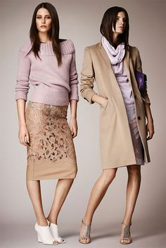BURBERRY PRORSUM - PRE | spring-summer 2014 by {this is glamorous}, via Flickr